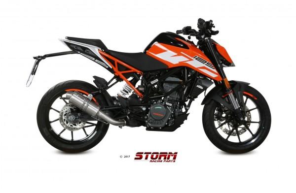 Storm by MIVV GP KTM Duke 125/390 17-20