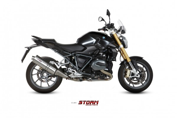 Storm by MIVV OVAL BMW R 1200 R / RS ´15/16