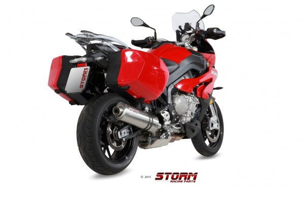 Storm by MIVV OVAL BMW S 1000 XR ´15/16