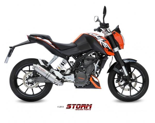 Storm by MIVV GP KTM 125/200 Duke ´11/ KTM 200 DUKE ´12/