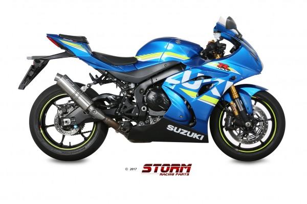 Storm by Mivv GP Suzuki GSX-R 1000 ´17, 74.S.050.LXS